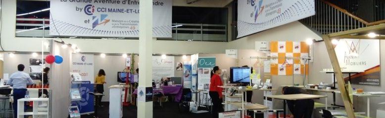 La grande aventure d'entreprendre by CCI et MCTE